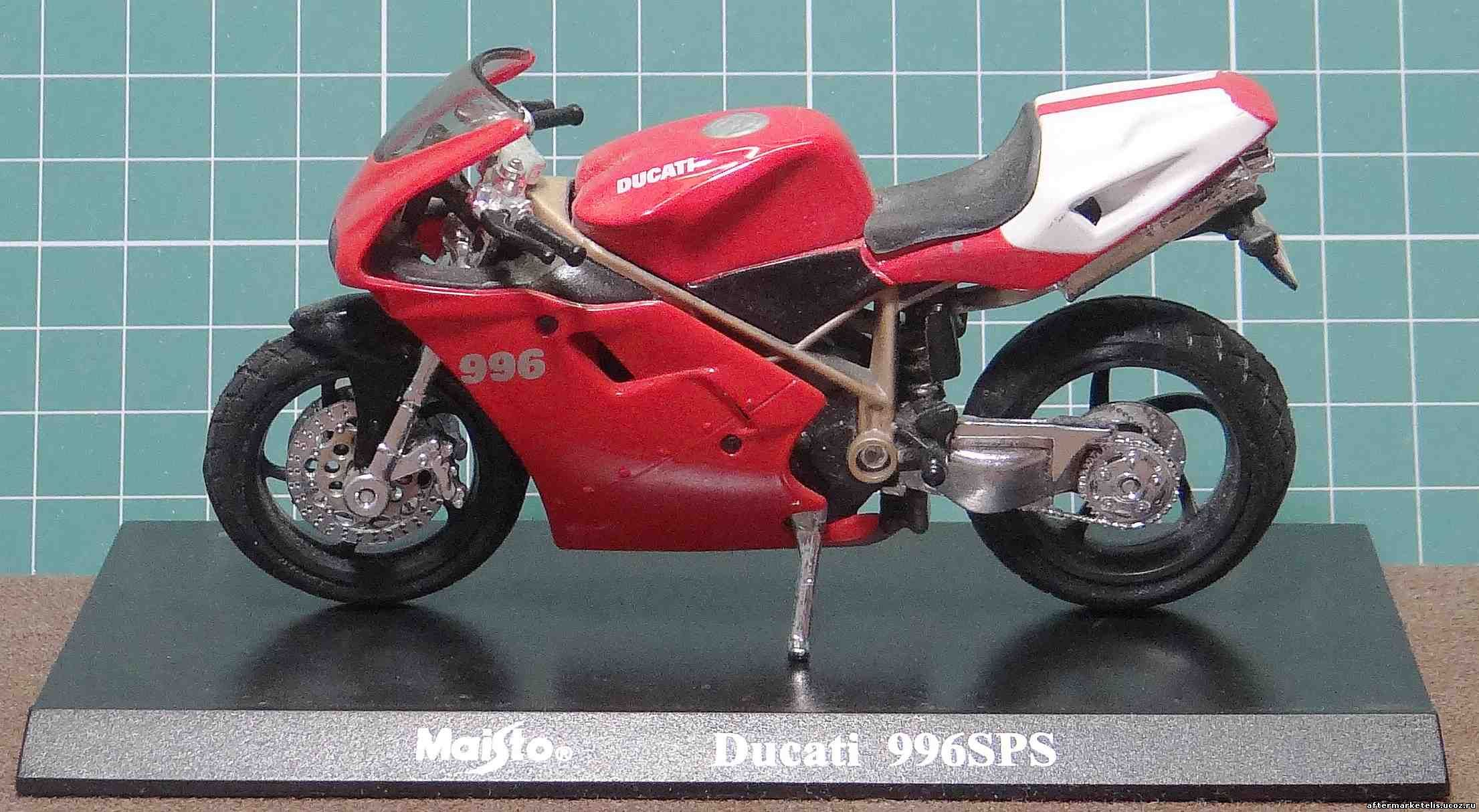Ducati 996 SPS Maisto
