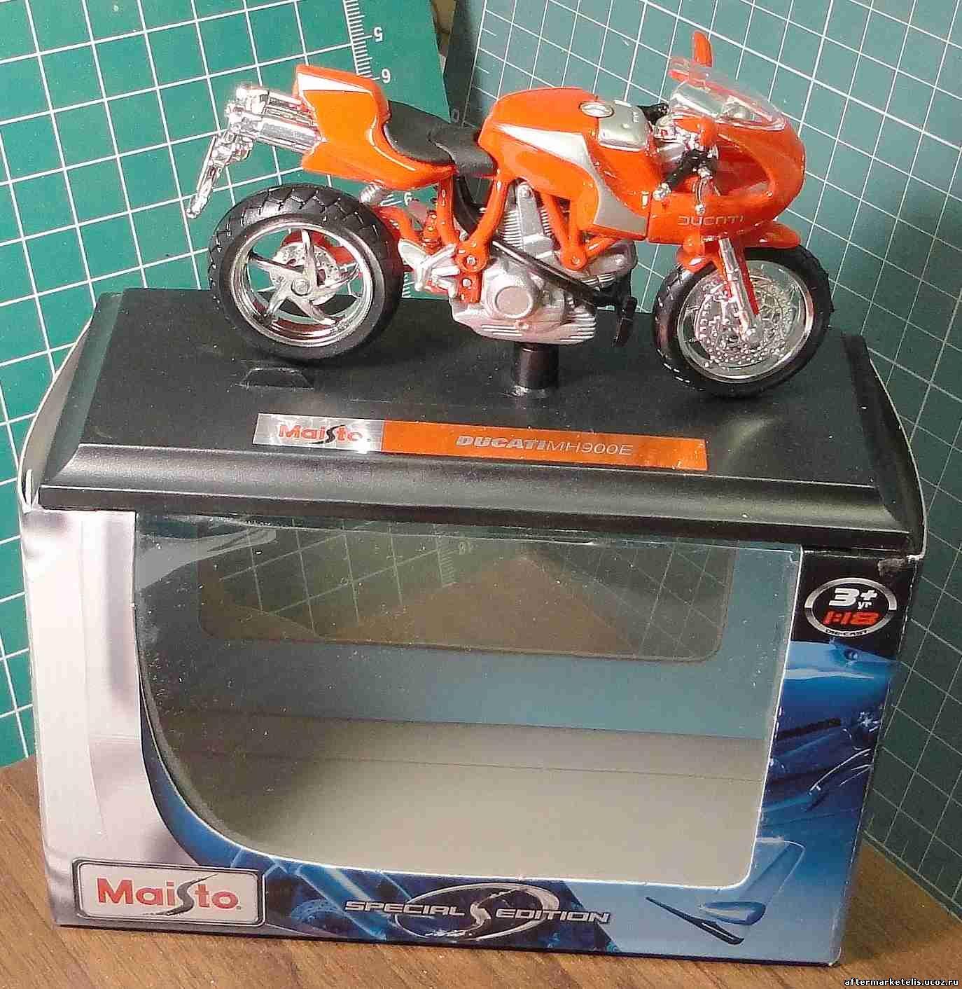 Ducati MH 900 E Maisto