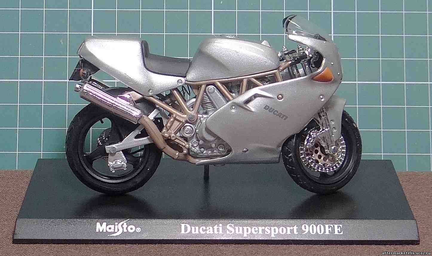 Ducati Supersport 900 FE Maisto