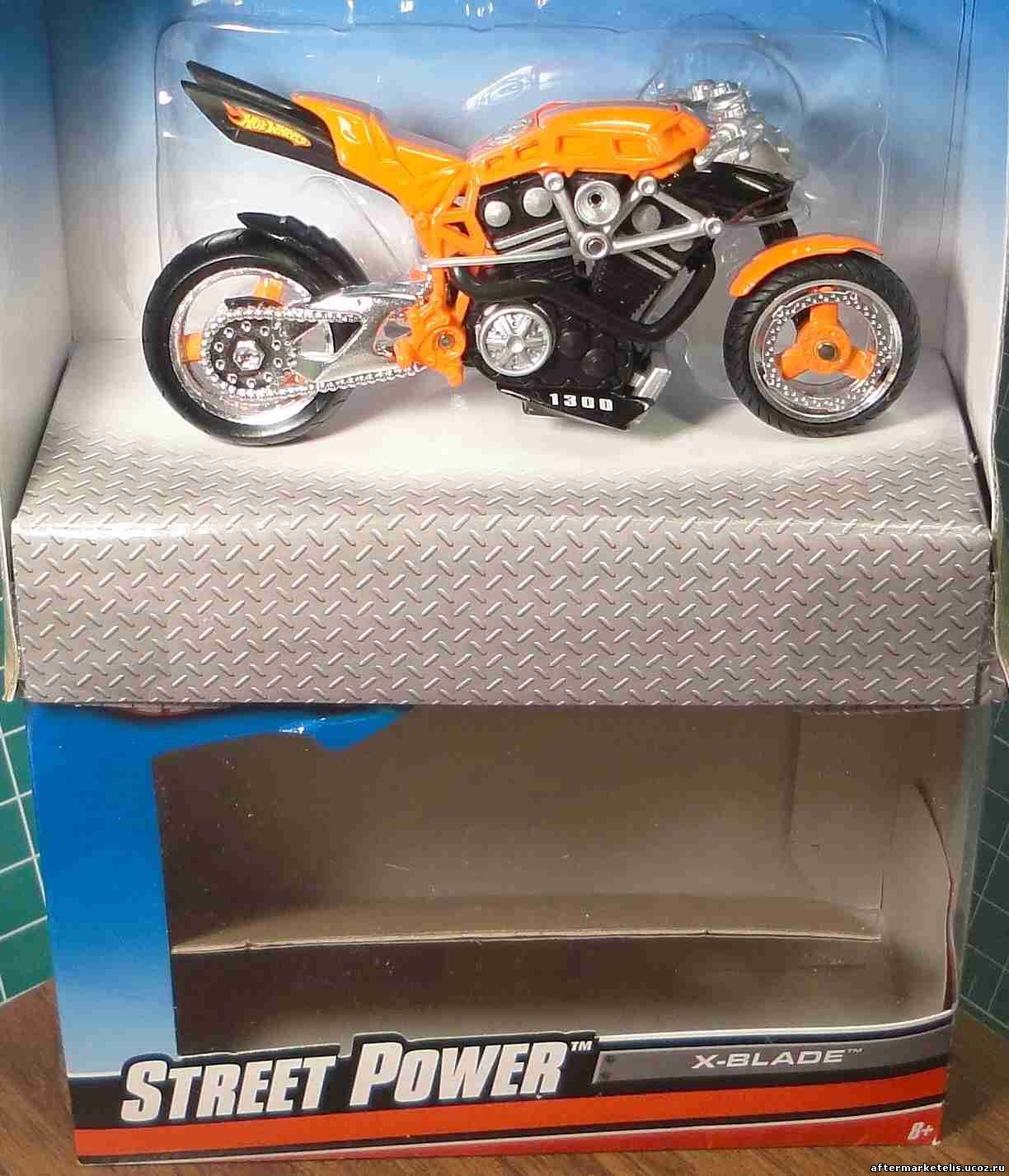 X-Blade 1300 Hot Wheels