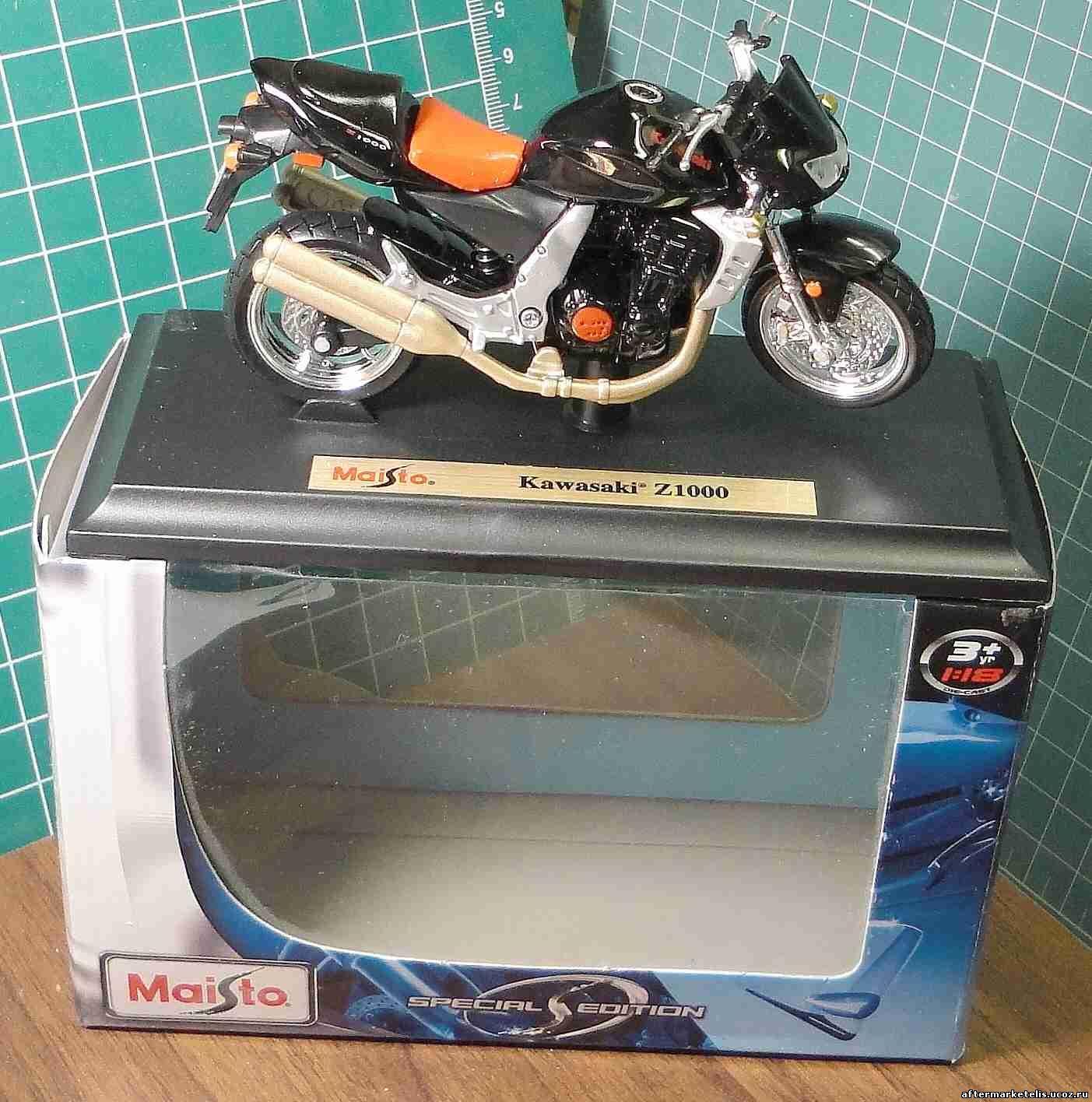 Kawasaki Z 1000 Maisto