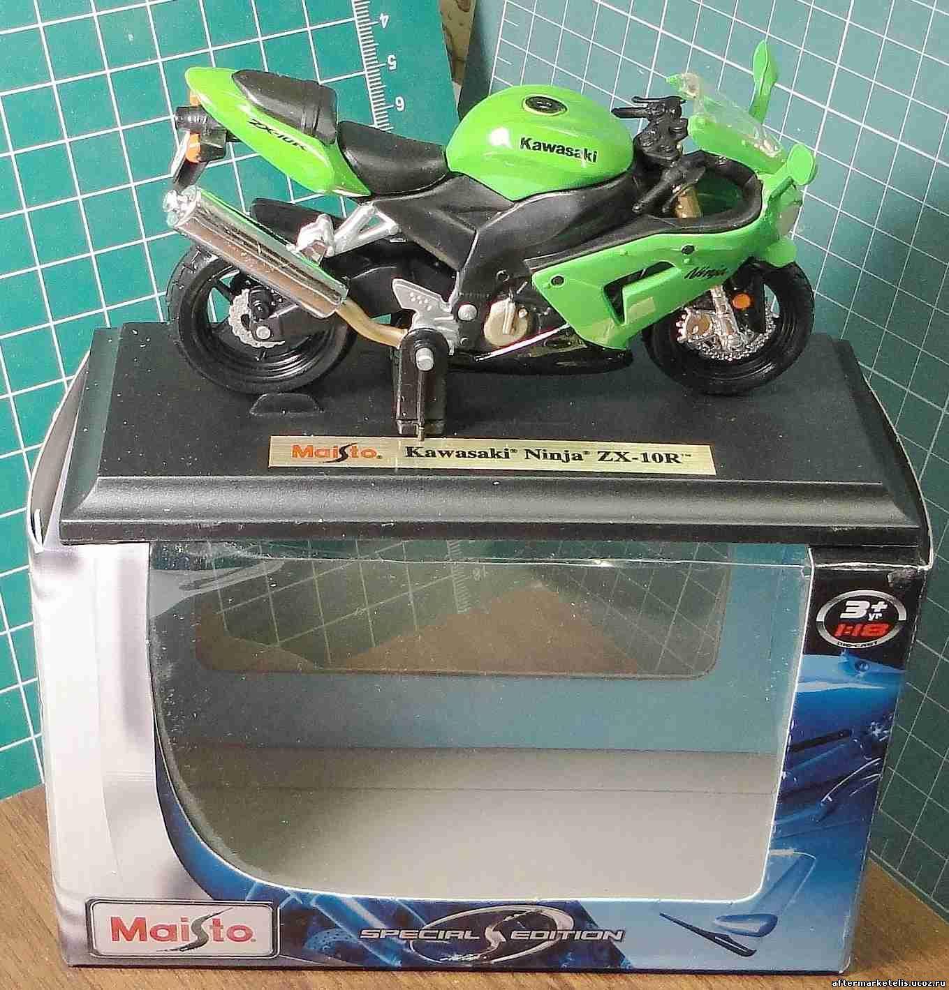 Kawasaki ZX 10 R Maisto