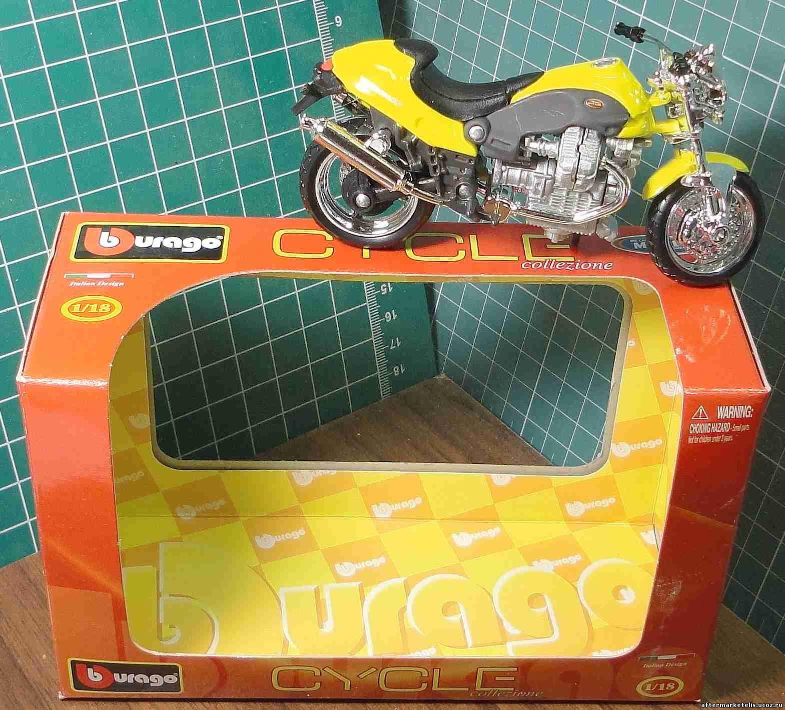 Moto Guzzi V 10 Centauro Bburago