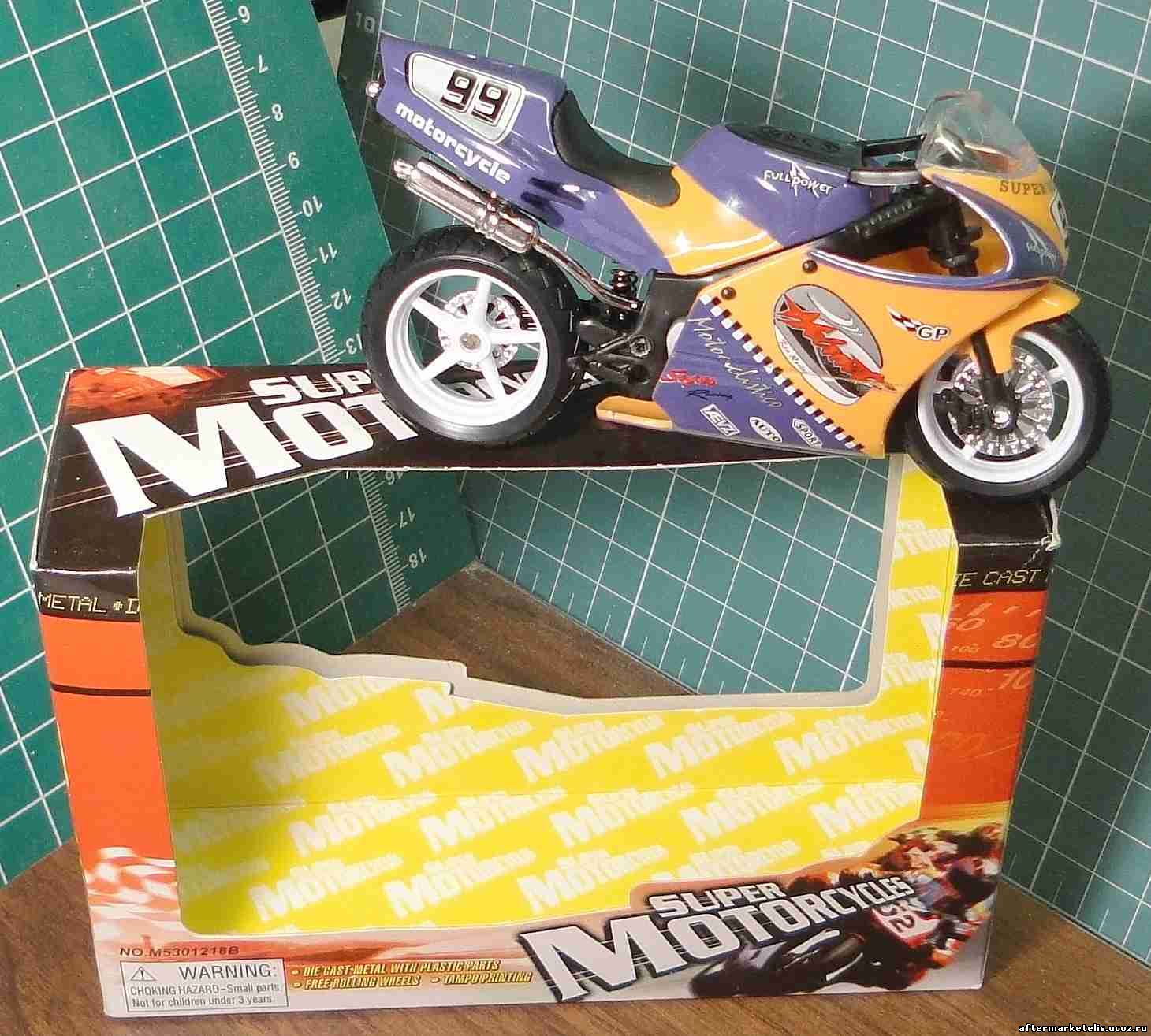 Motorcycle №99 HTI