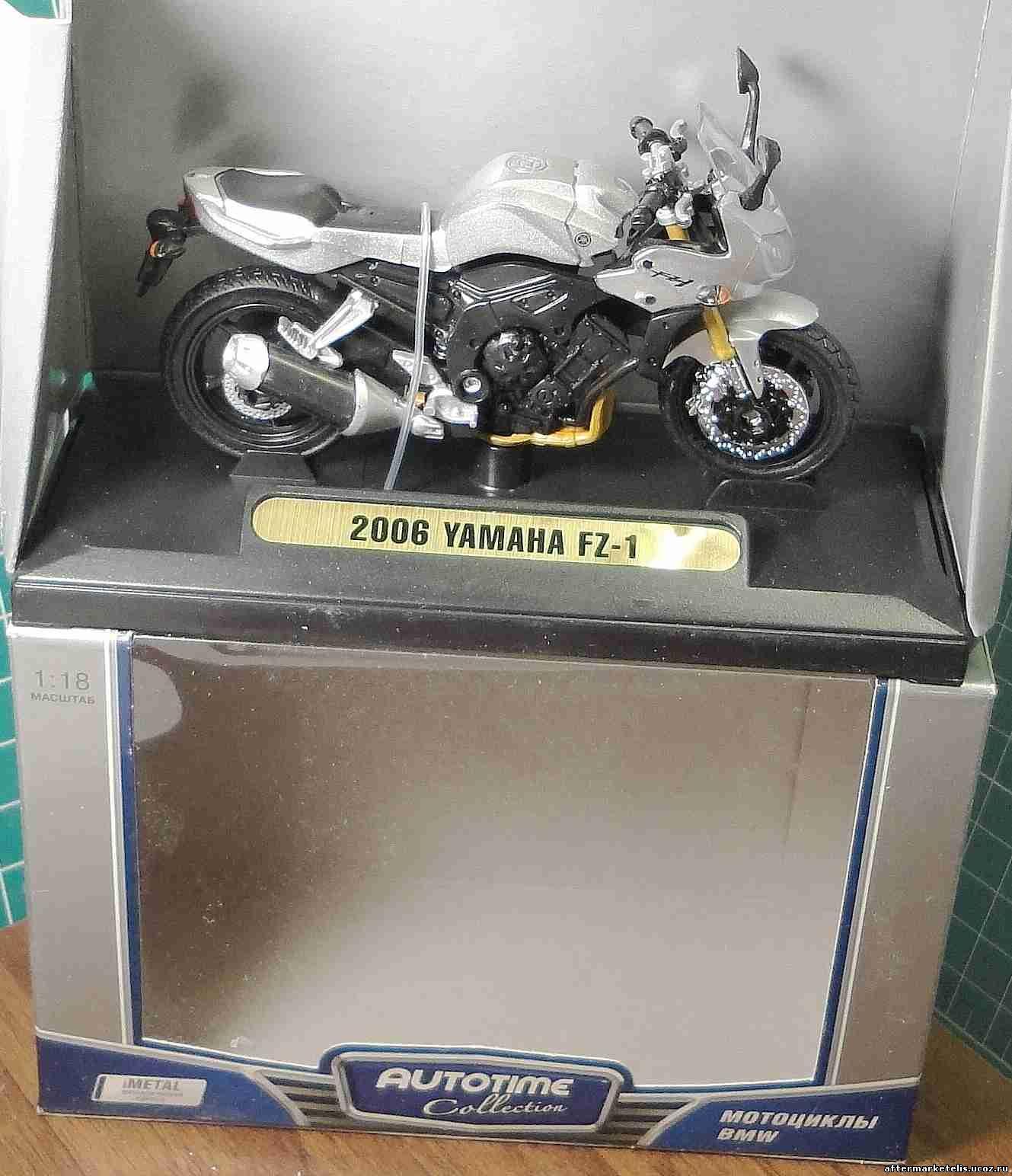 FZ 1 2006 MotorMax