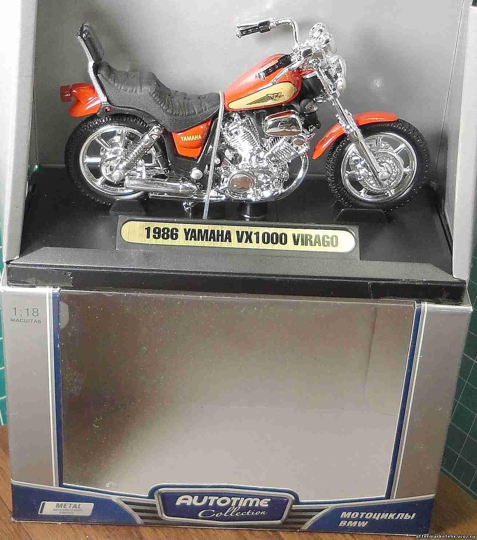VX 1000 Virago 1986 MotorMax